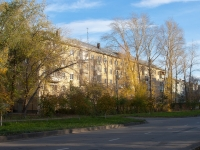 Togliatti, st Ushakov, house 48. Apartment house