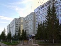 Togliatti, university Тольяттинский государственный университет, Ushakov st, house 59