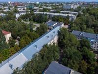 Togliatti, st Ushakov, house 40А. Apartment house