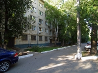 Togliatti, Ushakov st, house 40. Apartment house
