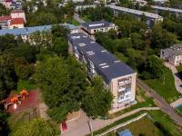 Тольятти, улица Ушакова, дом 46. многоквартирный дом