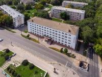 Тольятти, улица Ушакова, дом 47. общежитие Поволжского государственного университета сервиса