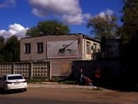 соседний дом: ул. Ушакова, дом 34. органы управления Отдел военного комиссариата