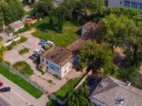 Тольятти, улица Ушакова, дом 34. военкомат Отдел военного комиссариата