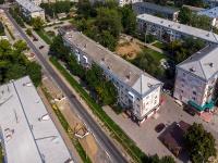 Тольятти, улица Ушакова, дом 36. многоквартирный дом