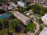 Togliatti, st Ushakov, house 39. Apartment house
