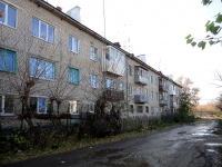 Togliatti, Ushakov st, house 39. Apartment house
