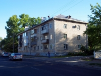Togliatti, Ushakov st, house 43. Apartment house