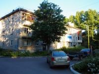 Тольятти, улица Ушакова, дом 43. многоквартирный дом