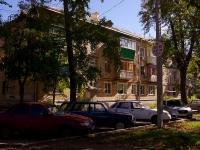 Togliatti, st Ushakov, house 45. Apartment house