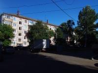 Togliatti, st Ushakov, house 55. Apartment house