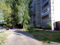 Тольятти, улица Ушакова, дом 28. многоквартирный дом