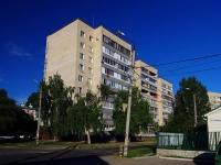 neighbour house: st. Ushakov, house 28. Apartment house