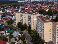 Togliatti, st Ushakov, house 28. Apartment house
