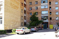Togliatti, Frunze st, house 4В. Apartment house