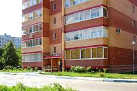 Togliatti, Frunze st, house 6Д. Apartment house