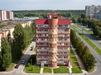 Тольятти, улица Фрунзе, дом 6Д. многоквартирный дом