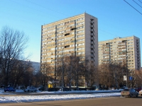 Togliatti, Frunze st, house 29. Apartment house