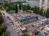 Тольятти, улица Фрунзе, дом 23. многофункциональное здание Сорренто