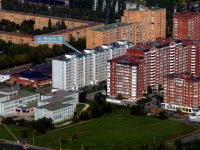 Тольятти, улица Фрунзе, дом 2Б. многоквартирный дом
