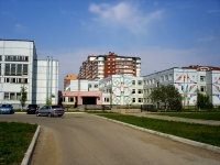 Togliatti,   Тольяттинский государственный университет, Frunze st, house 2Г
