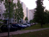 Togliatti, Frunze st, house 7. Apartment house