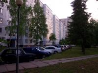 Togliatti, st Frunze, house 7. Apartment house