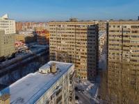 Тольятти, улица Фрунзе, дом 9. многоквартирный дом