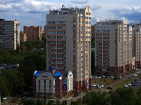 Тольятти, улица Фрунзе, дом 10Д. многоквартирный дом