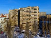 Тольятти, улица Фрунзе, дом 11. многоквартирный дом