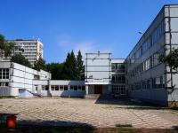 Тольятти, улица Фрунзе, дом 12. лицей №51 с дошкольным отделением