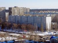 Тольятти, улица Фрунзе, дом 13. многоквартирный дом