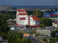 Тольятти, улица Фрунзе, дом 14В. многоквартирный дом