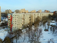 Тольятти, улица Фрунзе, дом 15. многоквартирный дом