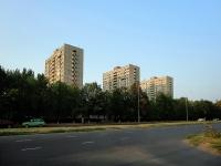 Тольятти, улица Фрунзе, дом 20. многоквартирный дом