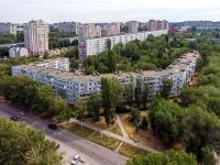 Тольятти, улица Фрунзе, дом 21. многоквартирный дом
