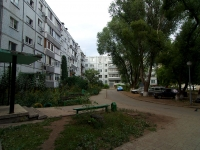 Togliatti, Frunze st, house 21. Apartment house