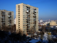 Togliatti, Frunze st, house 29. Apartment house