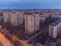 Togliatti, Frunze st, house 31. Apartment house