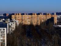 Togliatti, Frunze st, house 35. Apartment house