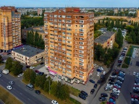 Тольятти, улица Фрунзе, дом 8А. многоквартирный дом