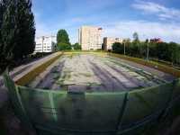 Тольятти, улица Фрунзе, корт