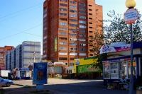 陶里亚蒂市, Tsvetnoy blvd, 房屋 1. 公寓楼