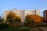 Togliatti, Tsvetnoy blvd, house 2. Apartment house