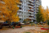 Togliatti, Tsvetnoy blvd, house 4. Apartment house