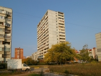 Togliatti, Tsvetnoy blvd, house 8. Apartment house