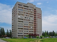 Togliatti, Tsvetnoy blvd, house 12А. Apartment house