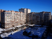 Togliatti, Tsvetnoy blvd, house 7. Apartment house