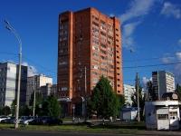 Togliatti, Tsvetnoy blvd, house 1. Apartment house