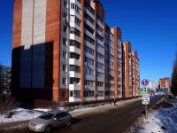Тольятти, Цветной бульвар, дом 10. многоквартирный дом